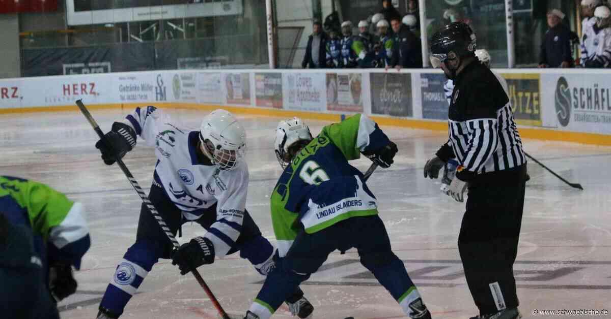 U20-Young Islanders bezwingen Miesbach | schwäbische.de - Schwäbische
