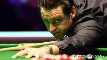 English Open: Ronnie O'Sullivan beats Brian Ochoiski in round one
