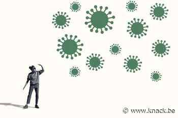 Infografiek: zo herken je het verschil tussen een verkoudheid en covid