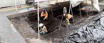 Tramway: des fouilles le long du tracé pour éviter les surprises