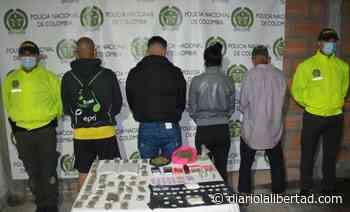Desarticulan grupo delincuencial 'Los Mesa' en Guatapé - Diario La Libertad
