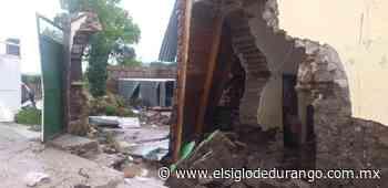 Ahogado durante inundación en Coneto Comonfort - El Siglo Durango
