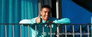 Cristiano Ronaldo, touché par le coronavirus, repart vers l'Italie (médias)