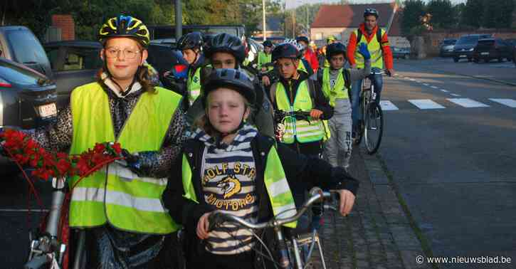 Sportdag goed ingezet: met de fiets naar de Gavers