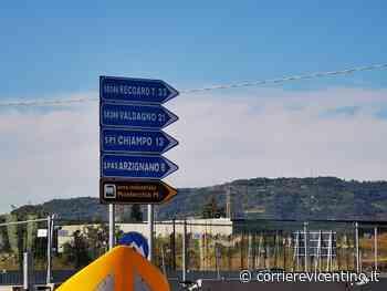 Installate le indicazioni per Arzignano e Chiampo - ilBlog - Corriere Vicentino