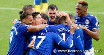 Ancelotti derby selection dilemma with 17 Everton players on international duty