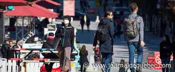 COVID-19: 1203 nouveaux cas au Québec, dont 844 depuis hier
