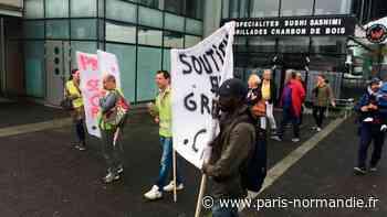 Les soignants, du centre hospitalier de Saint-Etienne-du-Rouvray, manifestent à Rouen jeudi 15 octobre 2020 - Paris-Normandie