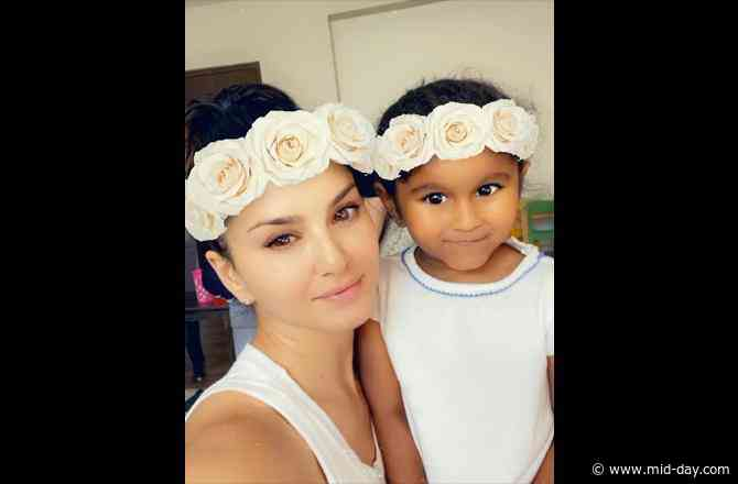 Sunny Leone pens note for daughter Nisha on her fifth birthday