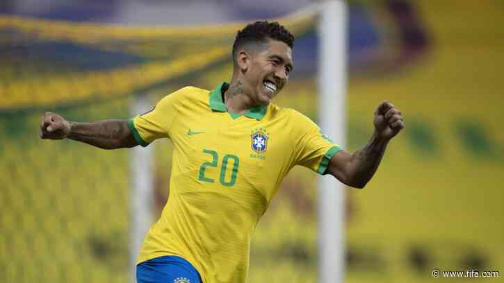 Firmino: I want to be the No9 Brazil can rely on