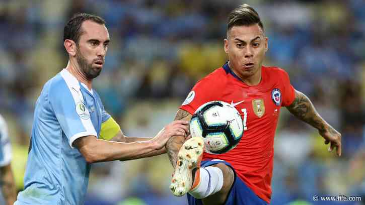All eyes on Uruguay-Chile as Portuguese coaches clash