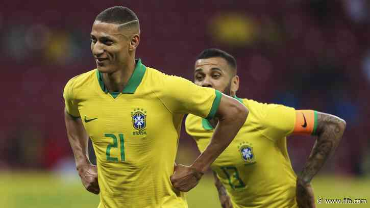 Richarlison: I want to pigeon dance many times at Qatar 2022