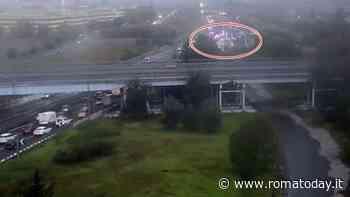 Incidente sulla Roma-Fiumicino: vettura contro le barriere di protezione, morta automobilista