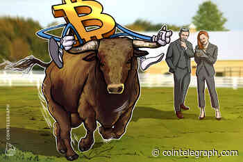 Multiple data points suggest Bitcoin's 2017-style bull run has begun