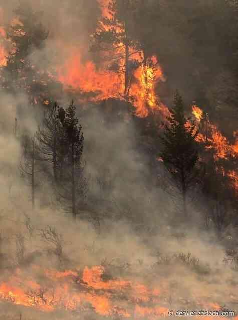 Cameron Peak Fire: More Mandatory Evacuations Ordered