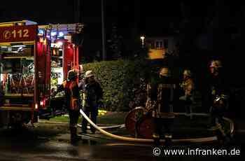 Kreis Aschaffenburg: 86-Jährige leblos aus brennendem Haus geborgen - inFranken.de