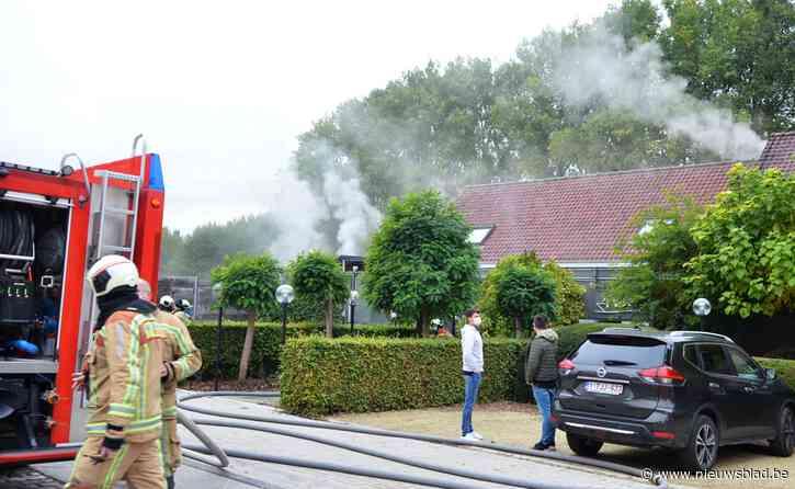 Zware rookschade door keukenbrand in bistro 't Veer: zaak kan niet meteen weer openen