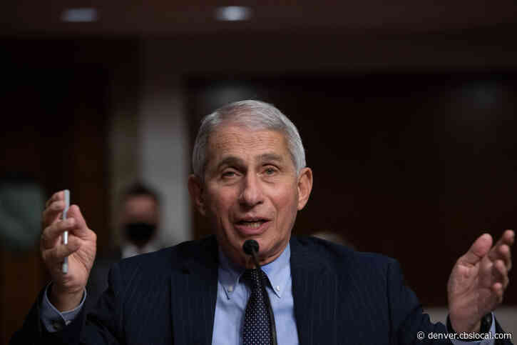 Watch Live: Dr. Anthony Fauci & Norah O'Donnell Talk COVID-19 Surge, Government Response