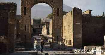 Canadian 'cursed' by stolen Pompeii relics returns them with a 'sorry'