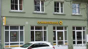 Finanzen: Commerzbank schließt Filiale in Herzberg - Lausitzer Rundschau