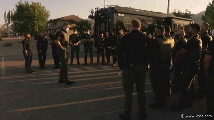 BCSO GRIP Operation helps tackle violent crime in Albuquerque