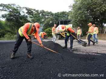Inauguran planta de asfaltado Comando II en San Casimiro - Últimas Noticias