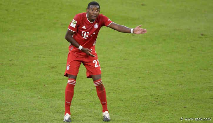 FC Bayern München kämpft um Vertragsverlängerung von David Alaba - Noch keine Anfrage von Juventus - SPOX