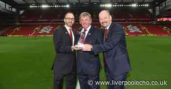 Peter Moore's message to FSG and sadness over Premier League trophy lift
