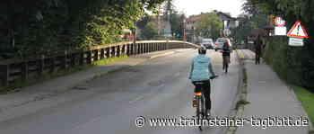 Gemeinderat fordert auch Tonnagebeschränkung für Truchtlachinger Brücke - Traunsteiner Tagblatt