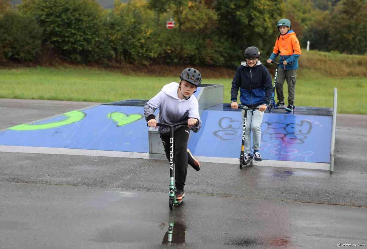 Endlich fertig: Was hat sich auf der Skateanlage Hutwiesen geändert? - Zeitungsverlag Waiblingen