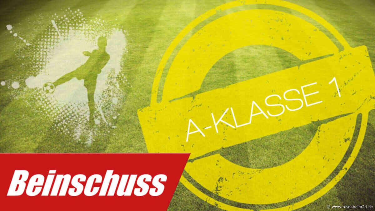 A-Klasse 1: SV Bad Feilnbach – ASV Großholzhausen II (Sonntag, 15:30 Uhr) - rosenheim24.de