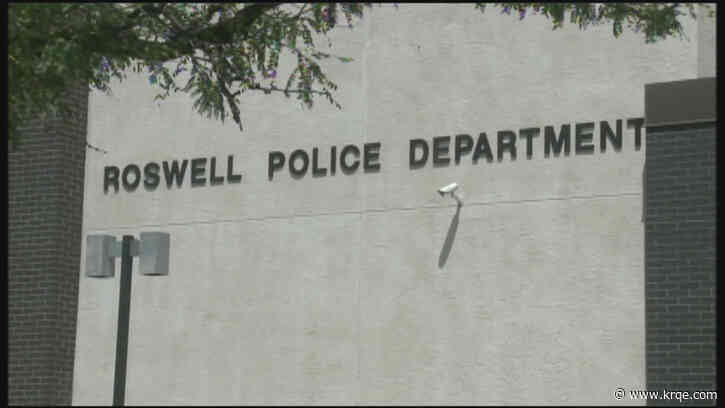 Roswell Police search for information in arson investigation