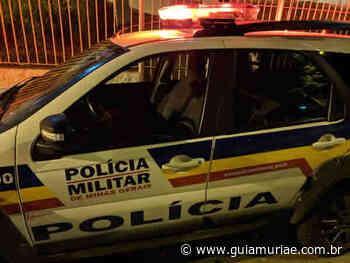 Bandidos assaltam residência em Visconde do Rio Branco - Guia Muriaé