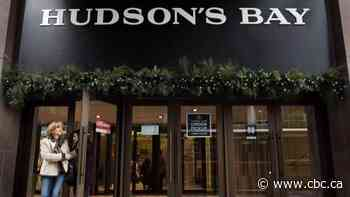 Hudson's Bay Company accused by 2 landlords of not paying rent since April at 5 locations