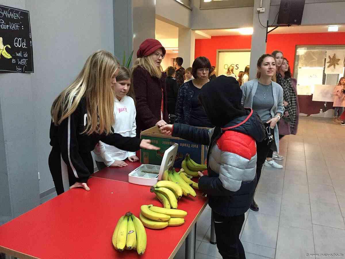 Main-Limes-Realschule Obernburg erhält Fairtrade-Siegel - Main-Echo