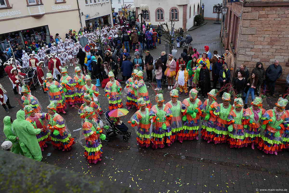 Narrenring Obernburg sagt Kreiskarnevalsumzug 2021 ab - Main-Echo