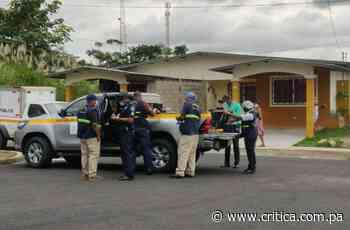 Asesinan a un adolescente en Puerto Pilón - Crítica Panamá