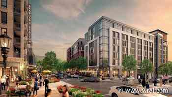 Plans unveiled for $300M update to Shops at Seaboard Station in Raleigh