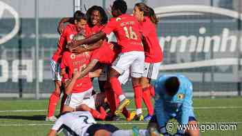 Christy Ucheibe inspires SL Benfica to Portuguese Women's Cup final