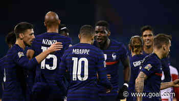 Croatia 1-2 France: Mbappe late show snatches Nations League win