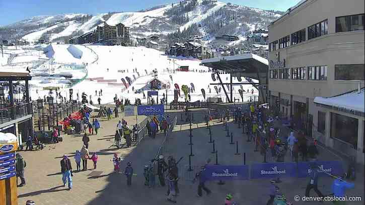 Colorado Health Officials Draft Guidance For Ski Resorts On Reopening