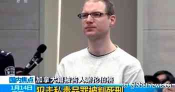 Canada granted consular access to Canadian facing death penalty in China