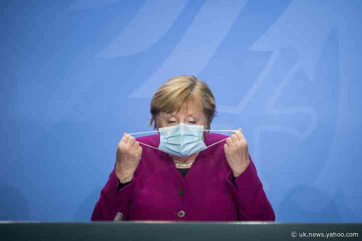 Uneasy Merkel gets tougher on coronavirus, urges young not to party