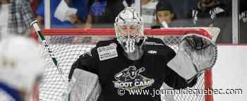 Un gardien québécois s'entend avec les Panthers