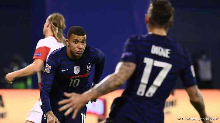 France and Portugal continue dominance of Nations League pool