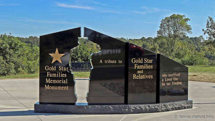 New Memorial Honoring Colorado's Fallen Veterans And Gold Star Families Open To Public