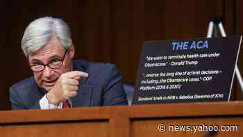 Democrats use Barrett hearings to savage Republican Party