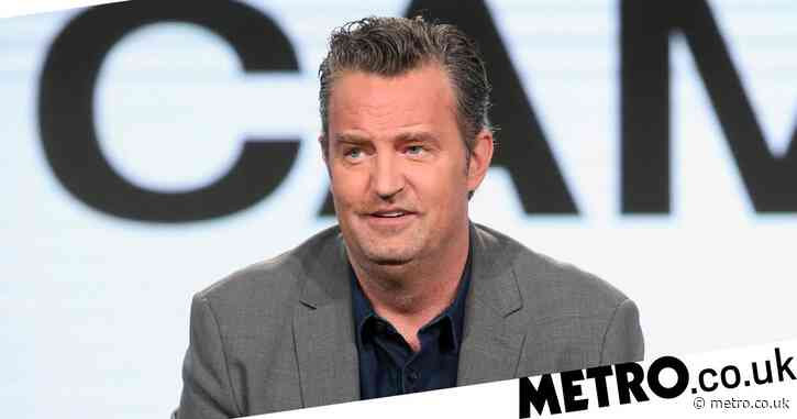 Matthew Perry 'hitting the treadmill' to impress Meryl Streep in new A-list movie