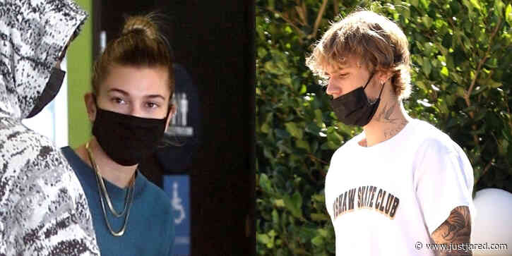 Justin & Hailey Bieber Are Reportedly On 'Same Page' About Starting A Family