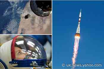 Soyuz rocket reaches International Space Station in record time